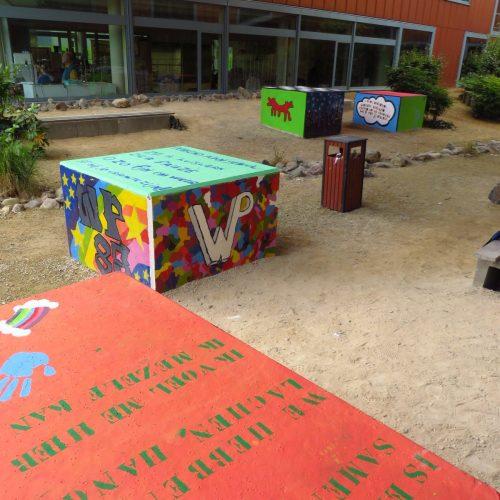 Werkplaats Kindergemeenschap, VO