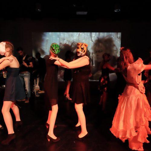 cultuur jaar 1: Theatervoorstelling n.a.v. de film Labyrinth