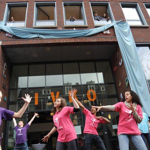 Het IVKO huist aan de Amstel in hartje centrum Amsterdam
