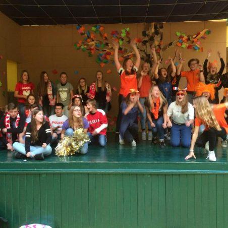 uitwisseling cultuur jaar 3 met gymnasium 12 Poznan 2019